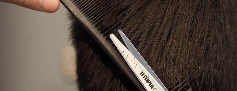 ciseaux cheveux